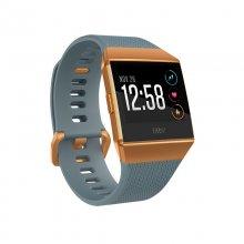 Fitbit Ionic Smartwatch Naranja/Azul