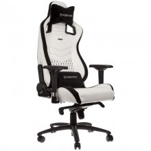 Noblechairs Epic Silla Gaming Acolchada Blanco en PcComponentes