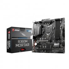 Placa Base MSI B360M Mortar Reacondicionado en PcComponentes