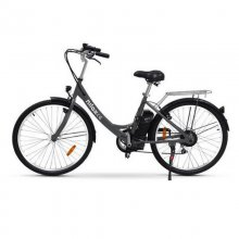 X5 Bicicleta Eléctrica Gris