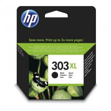 HP Cartucho de Tinta Original 303XL Negro
