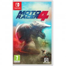 Moto Racer 4 Nintendo Switch