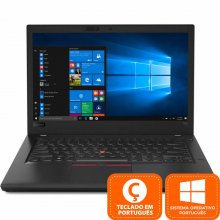 "Lenovo ThinkPad T480 Intel Core i7-8550U/8GB/256GB SSD/14"" Reacondicionado en PcComponentes"