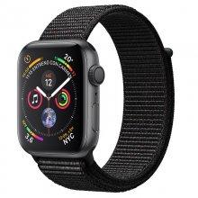 Apple Watch Series 4 GPS 40mm Aluminio Gris Espacial con Correa Loop Negra