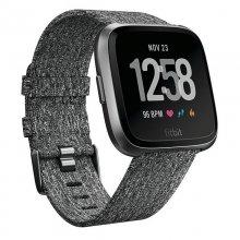 Fitbit Versa Edición Especial Tejido Gris/Aluminio Gris Oscuro Reacondicionado