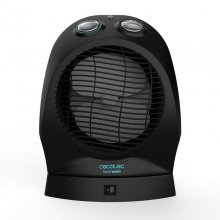 Cecotec Ready Warm 9750 Rotate Force Termoventilador Vertical 2400W en PcComponentes