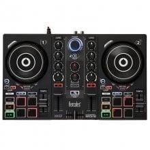 fd0c62984dc55 Hercules DJControl Inpulse 200 Controladora DJ