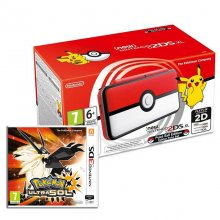 Nintendo New 2DS XL PokéBall Edition + Pokémon Ultrasol 3DS en PcComponentes