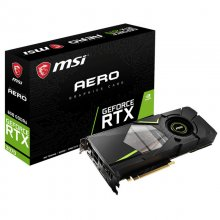MSI GeForce RTX 2070 AERO 8G 8GB GDDR6 Reacondicionado en PcComponentes