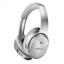 Bose QuietComfort 35 II Auriculares Inalámbricos con Cancelación de Ruido Plata