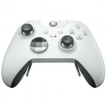 Microsoft Mando Wireless Elite Edicion Especial Blanco Reacondicionado en PcComponentes