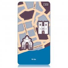 YZSY Cities Of The World Powerbank 5000mAh Lisboa en PcComponentes