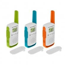 Motorola TLKR T42 Pack 3 Walkie Talkie en PcComponentes