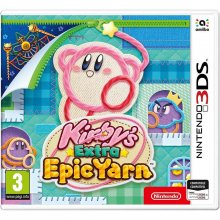 Kirby's Extra Epic Yarn Nintendo 3DS en PcComponentes