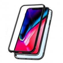 Ksix Magnetic Case Negra para iPhone XS Max en PcComponentes