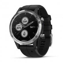 Garmin Fénix 5 Plus Smartwatch Negro/Plata