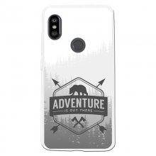 Be Unique Funda Gel Adventure para Xiaomi Redmi Note 6 Pro en PcComponentes