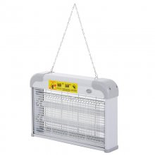 Outsunny Lámpara Anti-Insectos Eléctrica LED UV 20W en PcComponentes