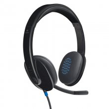 Logitech H540 Auriculares Negros