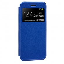 6fe473b1ced Cool Funda Flip Cover Azul para Motorola Moto G7/G7 Plus