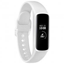 Samsung Galaxy Fit e Pulsera de Actividad Blanca Reacondicionado