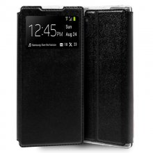 Cool Funda Libro Negra para Samsung Galaxy Note 10 Plus en PcComponentes