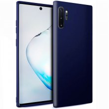 Cool Funda Silicona Azul para Samsung Galaxy Note 10 Plus en PcComponentes