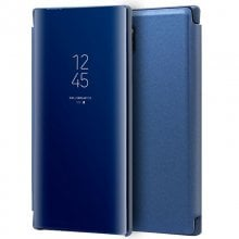 Cool Funda Flip Cover Clear View Azul para Samsung Galaxy Note 10 Plus en PcComponentes