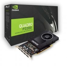 PNY Quadro P2200 5GB GDDR5X