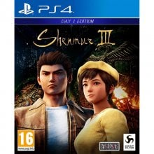 Shenmue III Day One Edition PS4 en PcComponentes