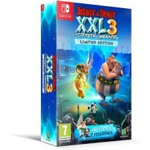 Asterix y Obelix XXL 3 The Crystal Menhir Limited Edition Nintendo Switch en PcComponentes