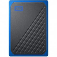 Western Digital My Passport Go SSD 500GB USB 3.1 Azul en PcComponentes