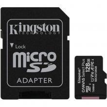 Kingston Canvas Select Plus MicroSDXC UHS-I 128GB Clase 10
