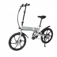 SmartGyro Ebike Crosscity White Bicicleta Eléctrica Plegable 20