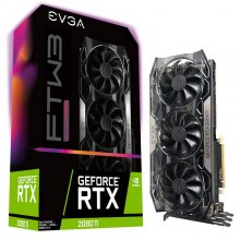 EVGA GeForce RTX 2080 Ti FTW3 Ultra Gaming GDDR6 Reacondicionado en PcComponentes