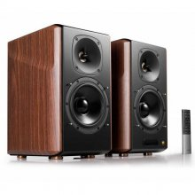 Edifier S2000 MKIII Altavoces HiFi 2.0 Bluetooth Madera en PcComponentes