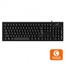 Genius Smart KB-101 Teclado (PT) en PcComponentes
