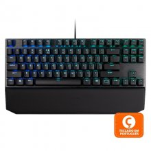 Cooler Master MK-730 Teclado Mecânico Gaming Cherry RED (PT) en PcComponentes