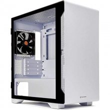 Thermaltake S100 Cristal Templado USB 3.0 Snow Edition