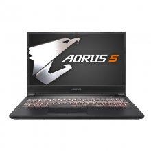 Gigabyte AORUS 5 KB-7ES1130SD Intel Core i7-10750H/16GB/512GB SSD/RTX 2060/15.6