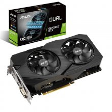 Asus Dual GeForce GTX 1660 EVO OC Edition 6GB GDDR5 Reacondicionado en PcComponentes