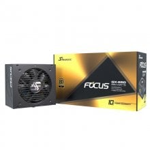 Seasonic Focus-GX 650 650W 80 Plus Gold Modular en PcComponentes