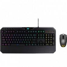 Asus TUF Gaming Combo Teclado TUF Gaming K5 RGB + Ratón TUF Gaming M5