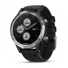 Garmin Fénix 5 Plus Smartwatch Negro/Plata Reacondicionado
