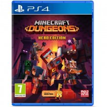 Minecraft Dungeons Hero Edition PS4 en PcComponentes