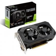Asus TUF Gaming GeForce GTX 1650 OC Edition 4 GB GDDR6 en PcComponentes