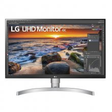 "LG 27UN83A-W 27"" LED IPS UltraHD 4K HDR FreeSync USB-C Reacondicionado en PcComponentes"