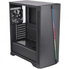 Thermaltake H350 TG RGB Cristal Templado USB 3.1 Negra