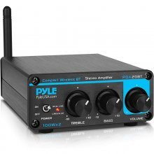 Pyle PDA20BT Mini Amplificador Digital 200W en PcComponentes
