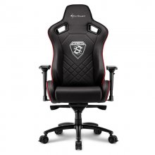 Sharkoon Skiller SGS4 Silla Gaming Negra/Roja Reacondicionado en PcComponentes